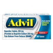 Advil Film Coated Tabs