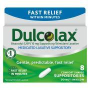 DulcoLax Suppositories