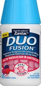 Zantac Duo Fusion Berry