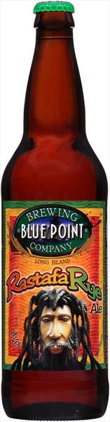 Blue Point Brewing Company Rastafa Rye Ale