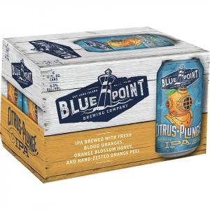 Blue Point Brewing Company Citrus Plunge IPA