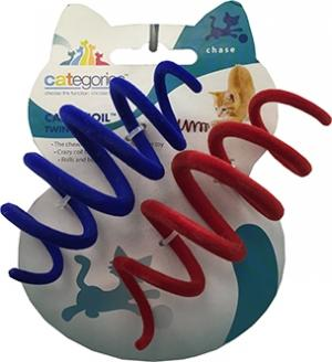 Sprong! Catty Coil Cat Toy