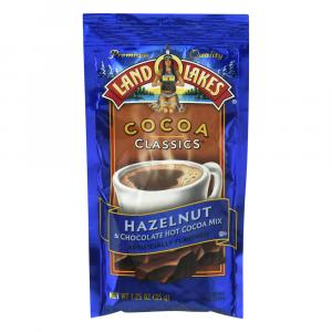 Land O Lakes Classic Hazelnut Hot Cocoa Mix