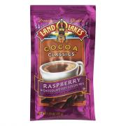 Land O Lakes Classic Chocolate Raspberry Hot Cocoa Mix