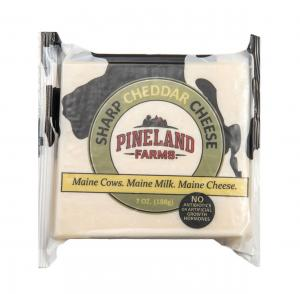Pineland Farms Sharp Cheddar Cheese
