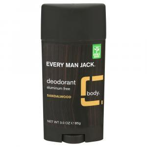 Every Man Jack Sandalwood Body Deodorant