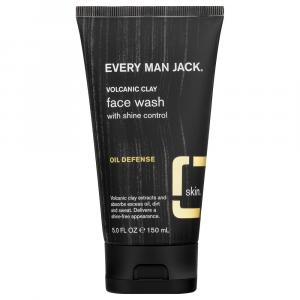 Every Man Jack Volcanic Clay Oil Defense Face Wash