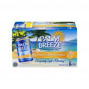 Palm Breeze Pineapple Mandarin Orange