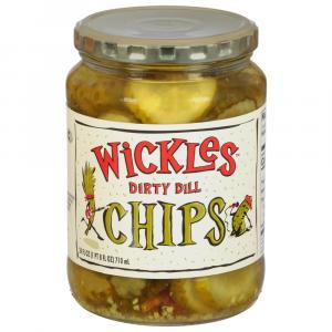 Wickles Dirty Dill Chips