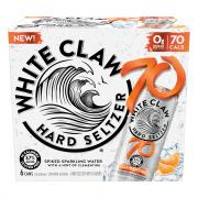 White Claw Hard Seltzer 70 Calories Clementine