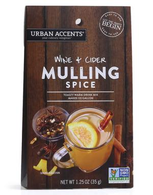 Urban Accents Wine & Cider Mulling Spice Drink Mix