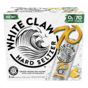 White Claw Hard Seltzer 70 Calories Pineapple