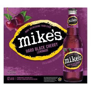 Mike's Hard Black Cherry