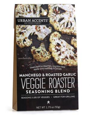 Urban Accents Manchego & Roasted Garlic Veggie Roaster