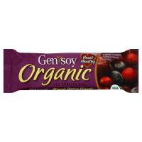 Genisoy Organic Mixed Berry Protein Bar