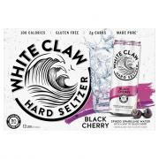 White Claw Black Cherry Spiked Sparkling Water