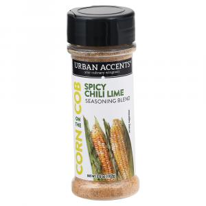Urban Accents Corn On the Cob Spicy Chile Lime Seasoning