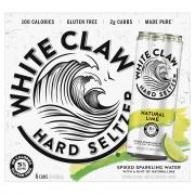 White Claw Hard Seltzer Natural Lime