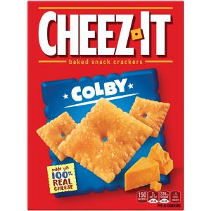 Cheez-it Colby Crackers