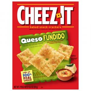 Cheez-It Queso Fundido Crackers