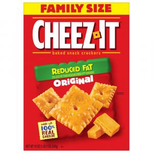 Cheez-It Reduced Fat Crackers