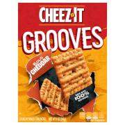 Cheez-It Grooves Classic Cheddar