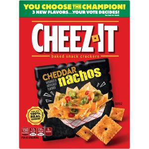 Cheez-it Cheddar Nachos