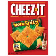 Cheez-It Hot & Spicy Crackers