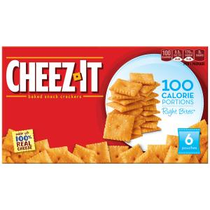 Cheez-it Right Bites Crackers