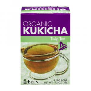 Eden Organic Kukicha Twig Tea Bags