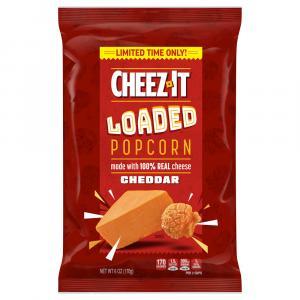 Cheez-It Loaded Popcorn Cheddar
