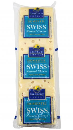 Great Lakes Domestic Swiss Cheese