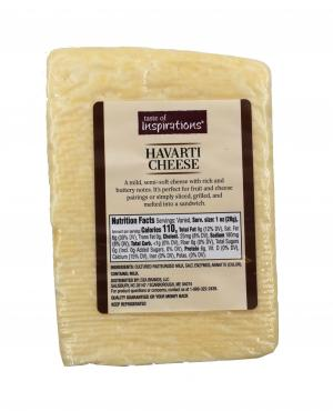 Taste of Inspirations Havarti Cheese