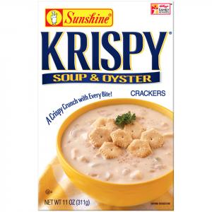 Sunshine Krispy Soup & Oyster Crackers