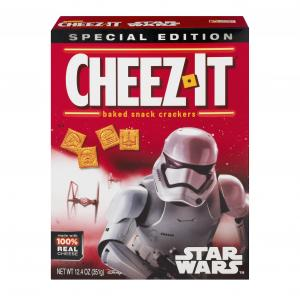 Cheez-It Star Wars Crackers