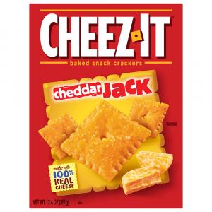 Cheez-It Cheddar Jack Crackers