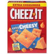 Cheez-It Extra Cheesy