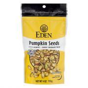 Eden Organic Salted Pumpkin Seeds