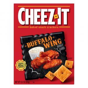 Cheez-It Buffalo Wing Crackers
