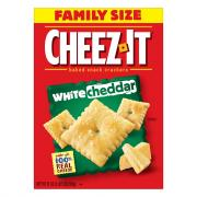 Cheez-It White Cheddar Crackers