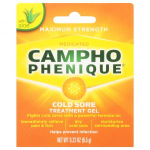 Campho-Phenique Cold Sore Treatment w/Drying Action
