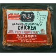 Mighty Spark Fajita Ground Chicken