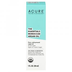 Acure The Essentials Organic Moroccan Argan Oil