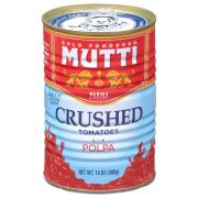 Mutti Finely Chopped Tomatoes Polpa