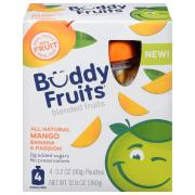 Buddy Fruits All Natural Mango Banana & Passion