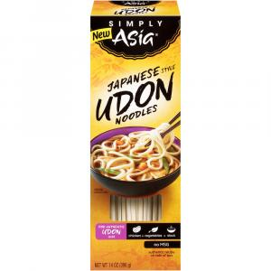 Simply Asia Japanese Udon Noodles
