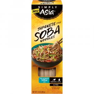 Simply Asian Japanese Style Soba Noodles
