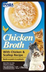 Inaba Chicken & Scallop Broth