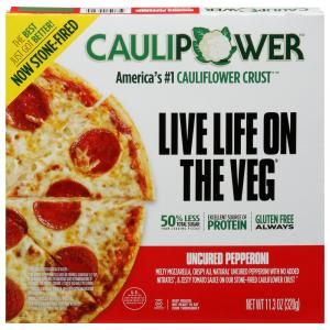Caulipower Pepperoni Pizza
