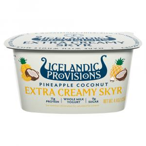 Icelandic Provisions Krimi Skyr Pineapple & Coconut